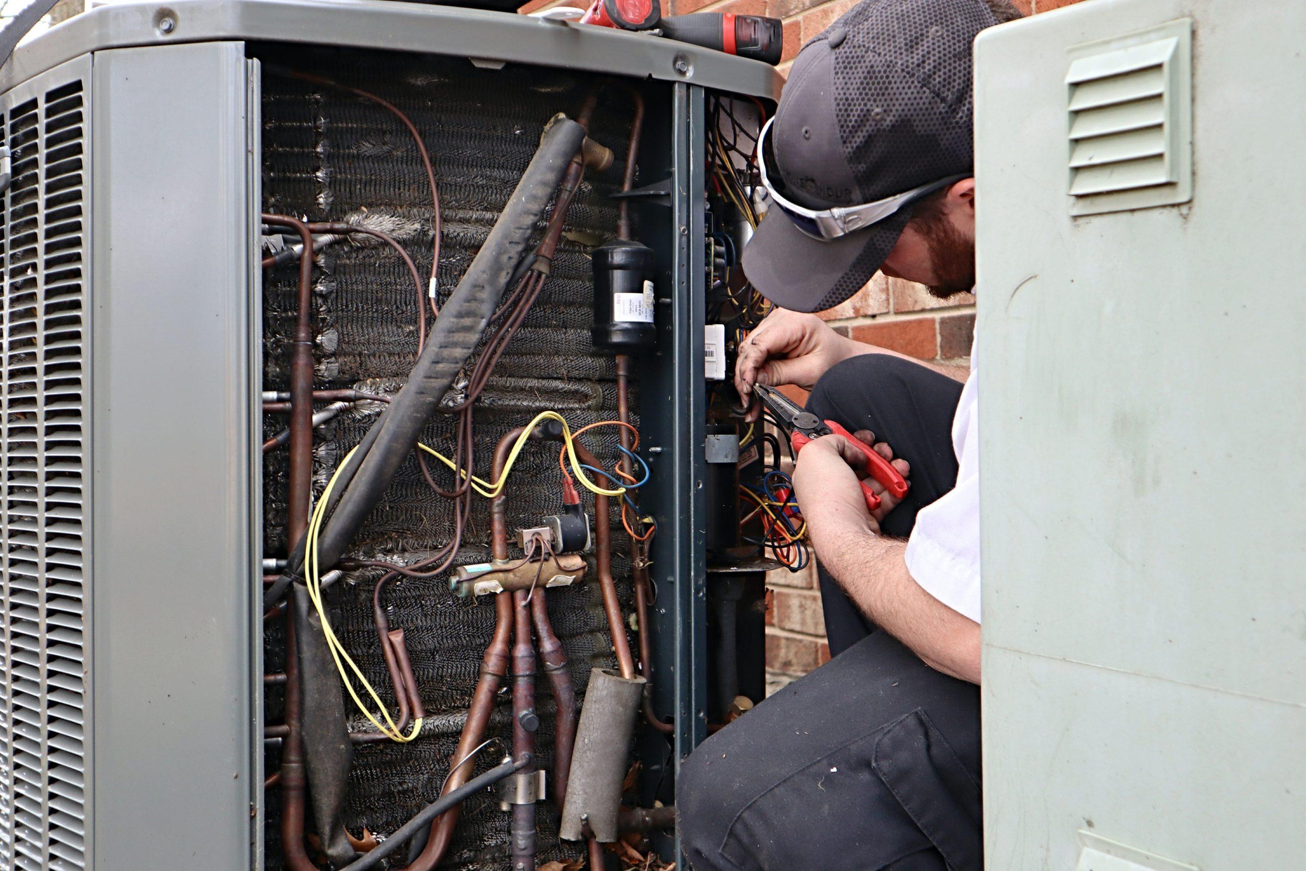 AC Repairs at Ashworth Heating and Cooling in WV