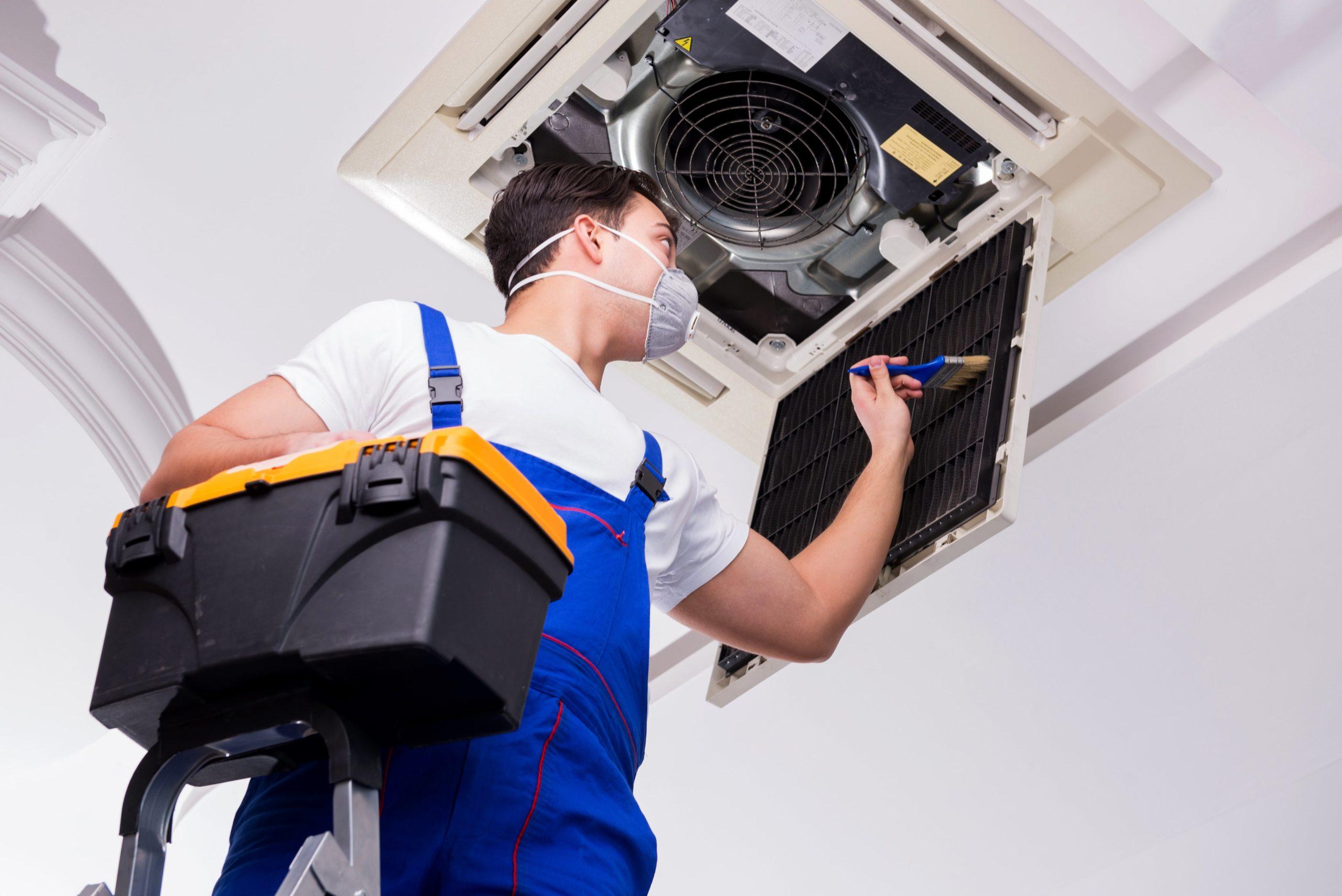 Ashworth HVAC Duct Cleaning