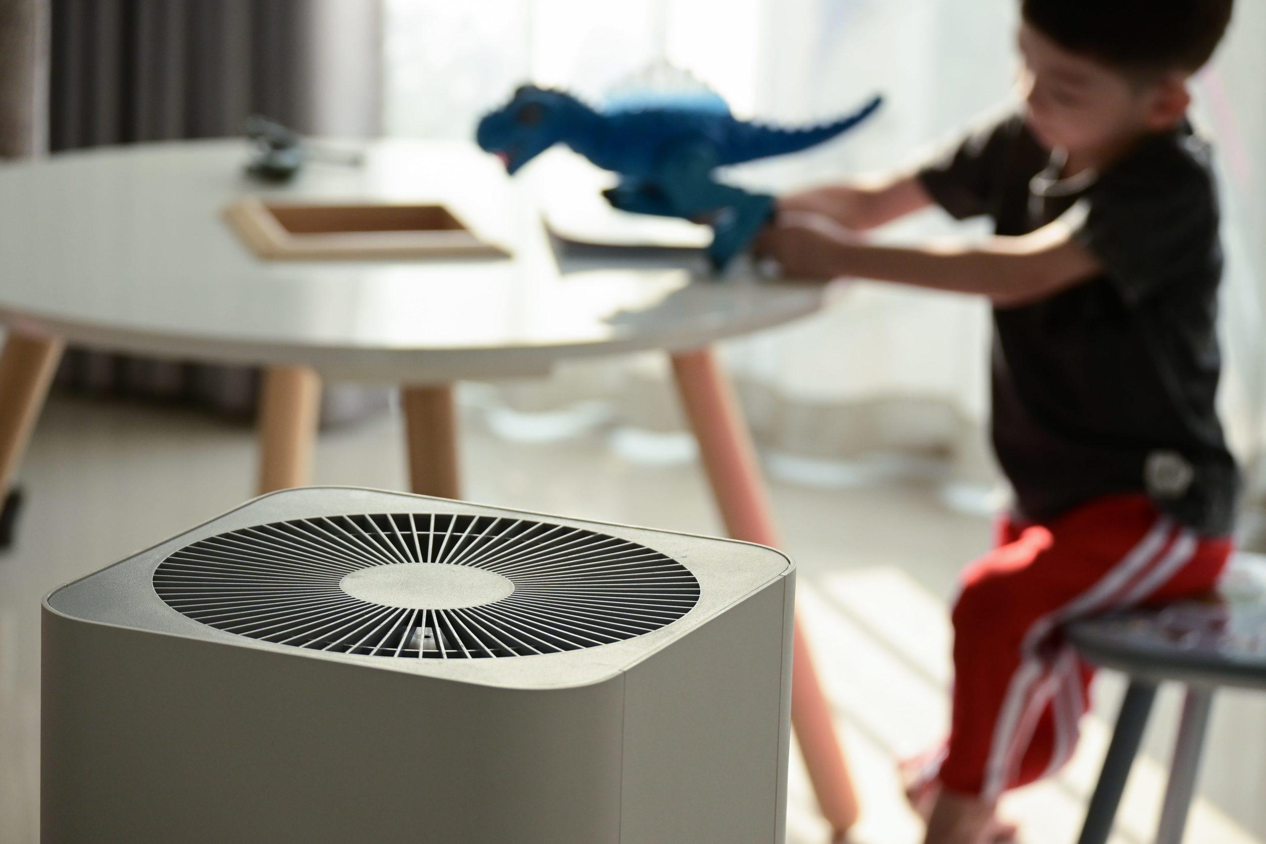 Clean Air Indoor Air Quality