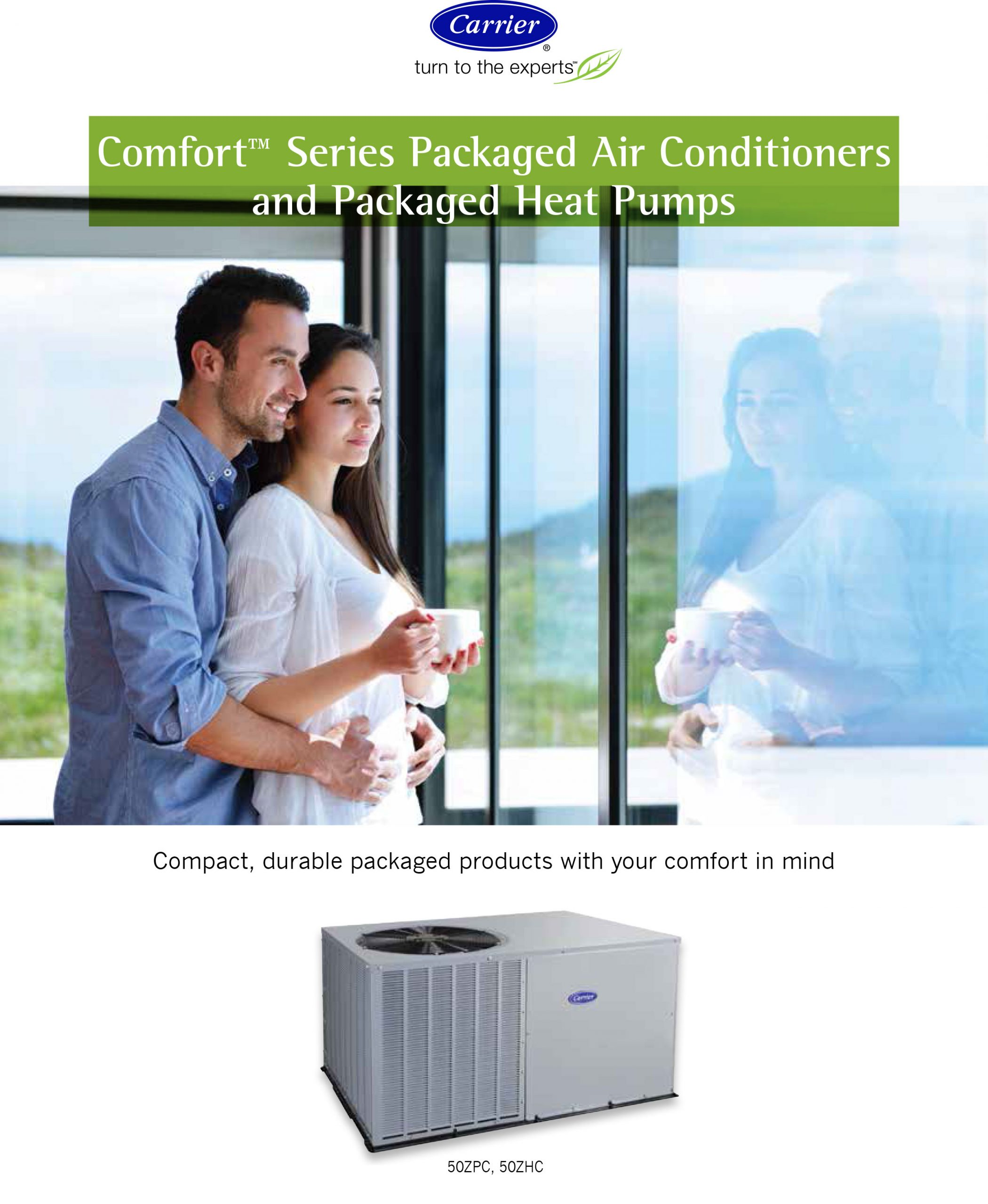 Comfort Series Packaged Units