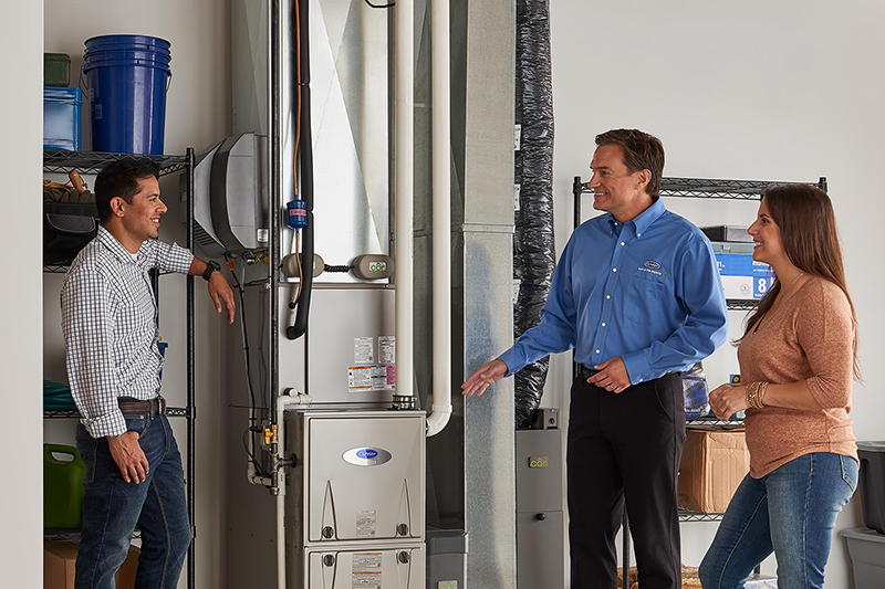 Energy efficient HVAC systems at Ashworth Heating and Cooling