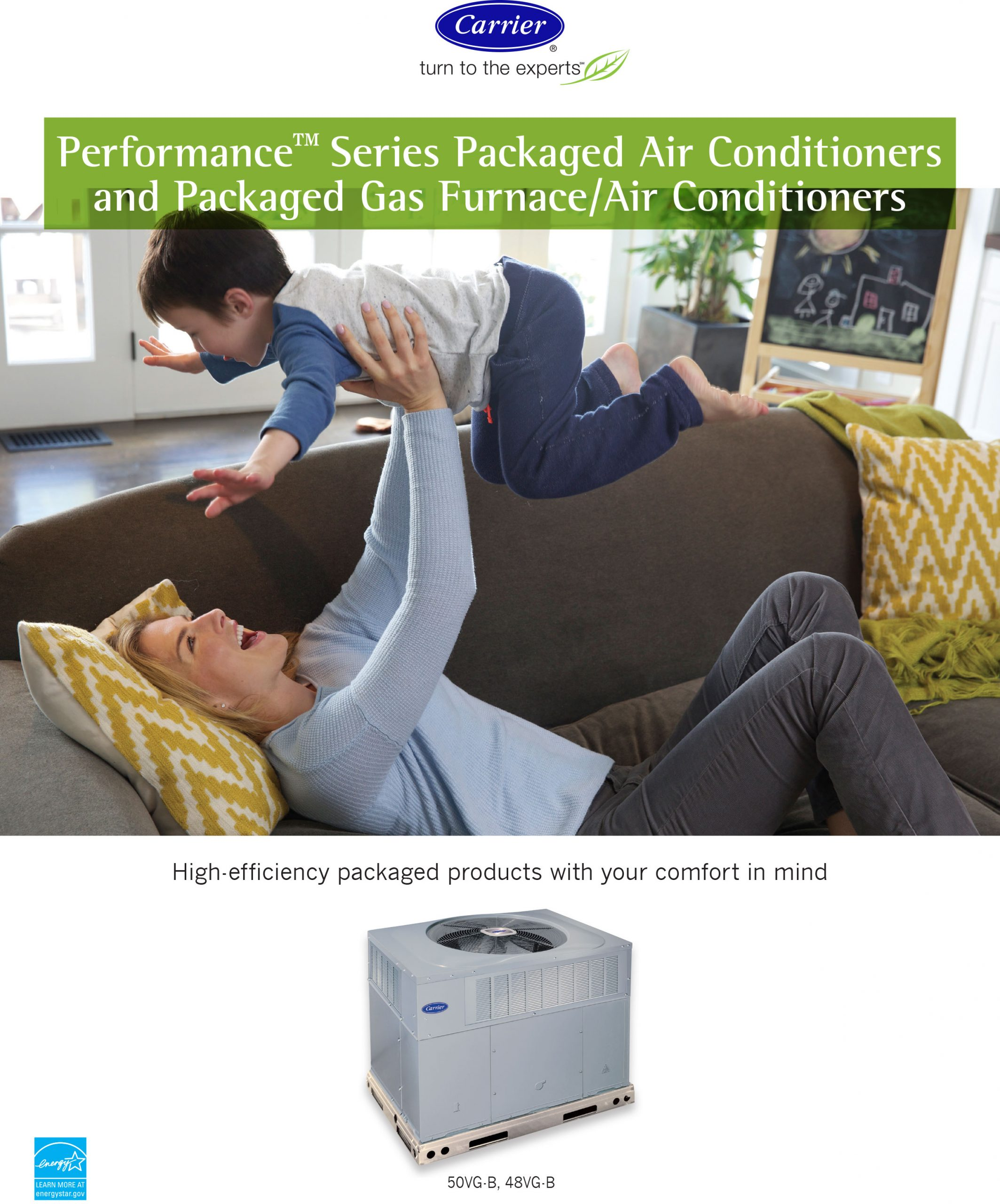 Performance Series Packaged Units