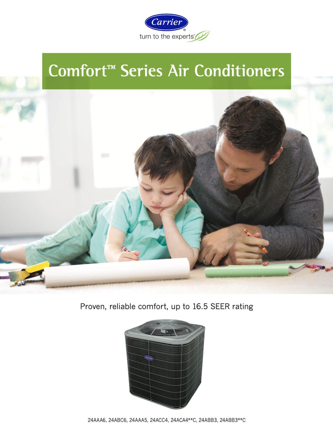 Comfort Series AC Units