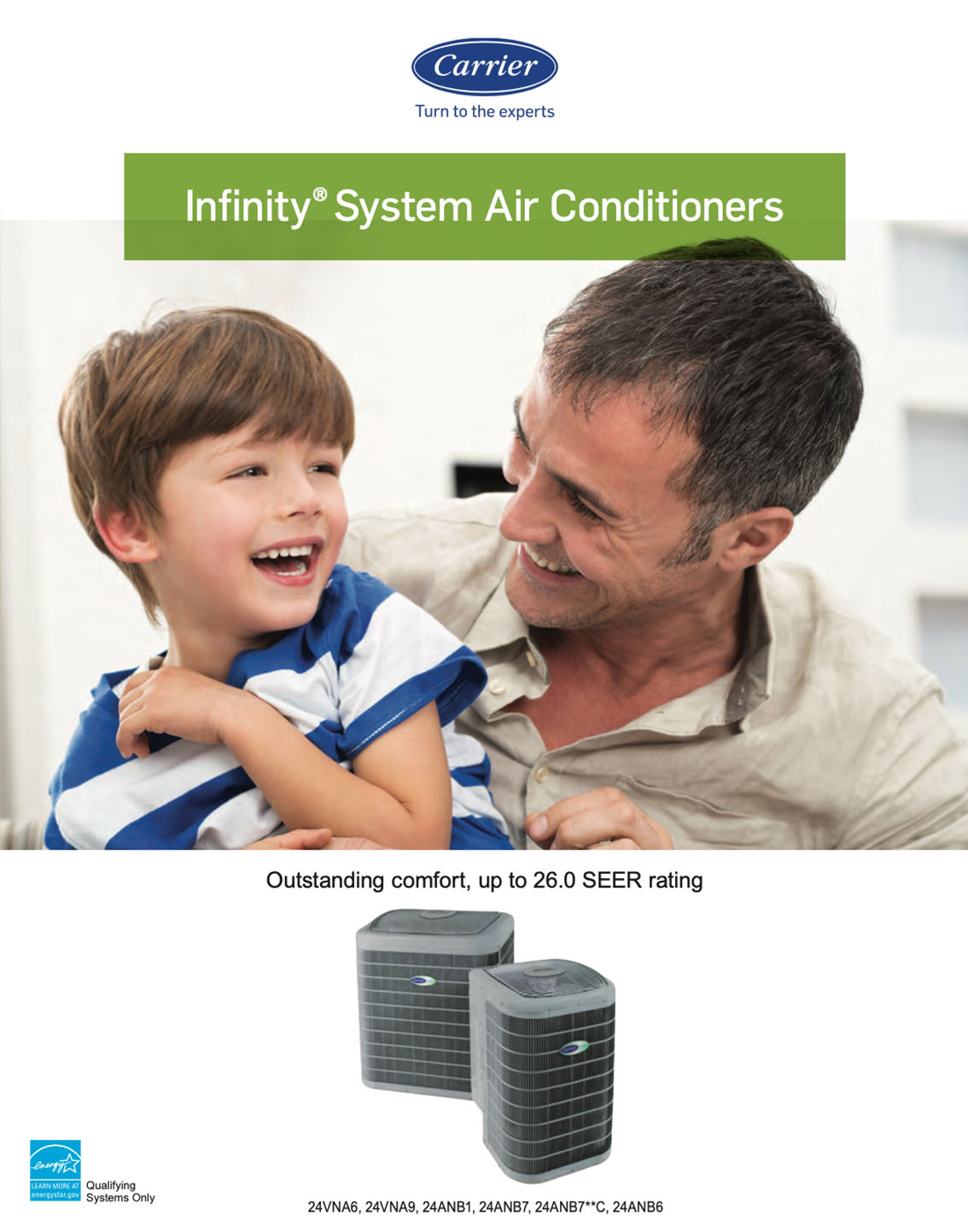 Carrier Infinity Air Conditioning