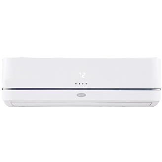 High-performance ductless wall units installed by Ashworth Heating and Cooling
